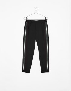 pantaloni stradivarius